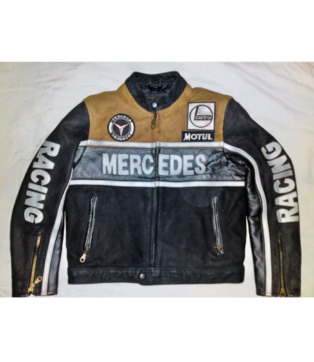 Mens Mercedes Benz Jacket