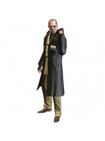 Revolver Ocelot Metal Gear Solid 4 Wool Coat