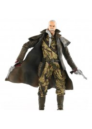 Revolver Ocelot Metal Gear Solid 2 Trench Coat