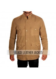 M-65 Military Style Khaki Field Jacket