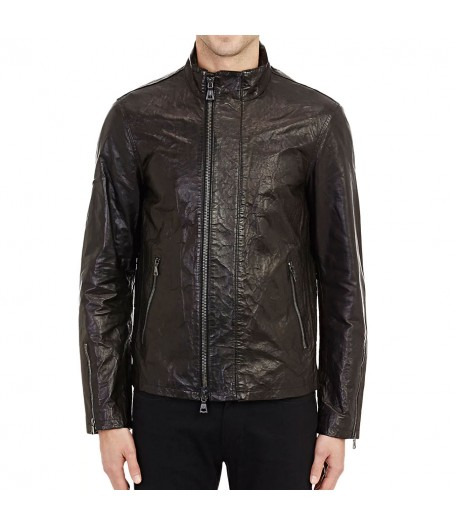 Tom Cruise Mission Impossible 5 Leather Jacket