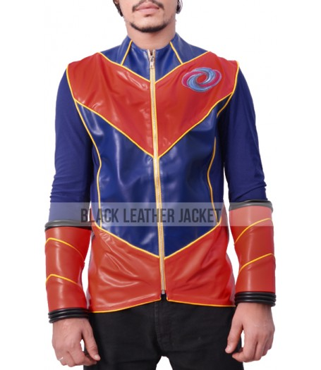Captain Man Henry Danger Jacket