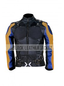 Wolverine X Men Days of Future Past Motorcycle Jacket