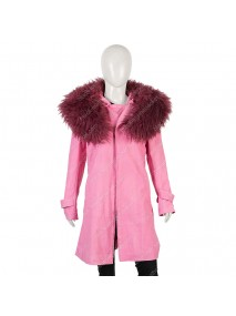 Modern Love Lexi Pink Coat