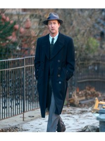 Motherless Brooklyn Lionel Essrog Coat