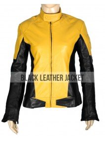 Deadpool Negasonic Teenage Warhead Leather Jacket