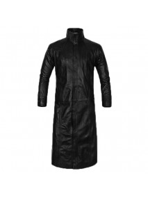 Captain America The Winter Soldier Nick Fury Coat