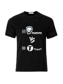 Pewdiepie vs T-Series T-Shirt