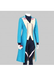 Pokemon Go Blanche Team Mystic Coat