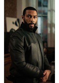 Omari Hardwick Power Bomber Jacket