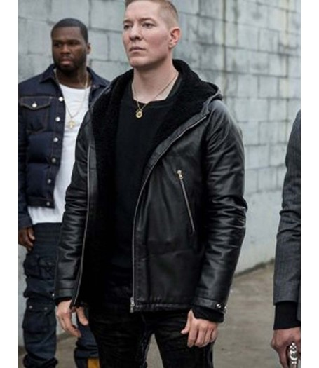 Tommy Egan Power Shearling Jacket