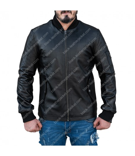 Tommy Egan Power Bomber Jacket
