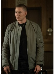 Tommy Egan Power Cotton Bomber Jacket
