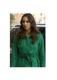Troian Bellisario Pretty Little Liars Trench Coat