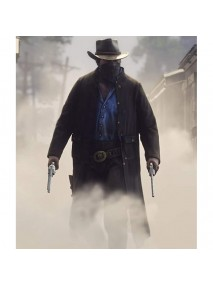 Arthur Morgan Red Dead Redemption II Trench Coat