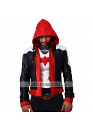 Batman Arkham Knight Red Hood Jacket With Vest