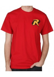 R Symbol Robin Red T-Shirt