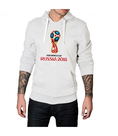 FIFA World Cup Russia 2018 Logo Hoodie