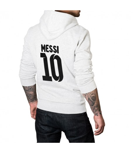Lionel Messi 10 Hoodie