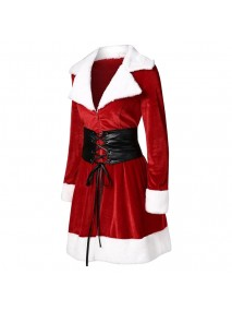 Womens Christmas Coat