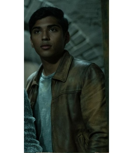 Scary Stories To Tell in the Dark Ramón Morales Jacket