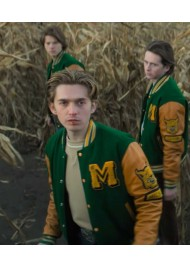 Scary Stories To Tell in the Dark Tommy Letterman Jacket