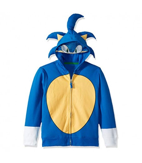 Sonic The Hedgehog Costume Hoodie