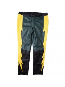 Spider-Man Villain Electro Leather Pant