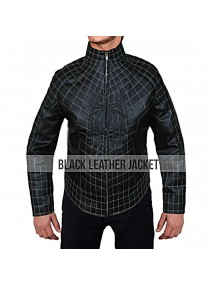 The Amazing Spider Man 3 Black Jacket