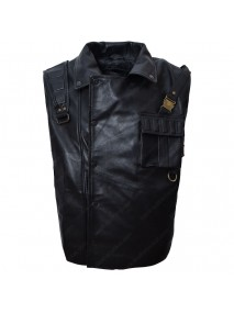 Star Trek Discovery Harry Mudd Leather Vest