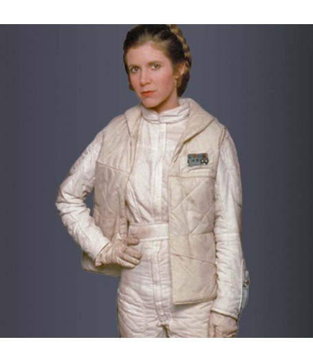 Princess Leia Star Wars Quilted Hoth Waistcoat