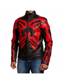Star Wars Darth Maul Leather Jacket
