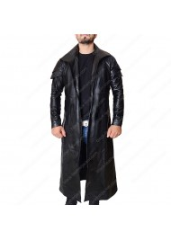 Star Wars The Last Jedi DJ Trench Coat