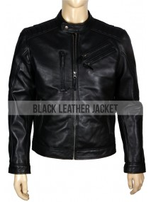 Taylor Kitsch The Covenant Pogue Parry Leather Jacket