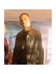 Mike Lowrey Bad Boys For Life Leather Jacket