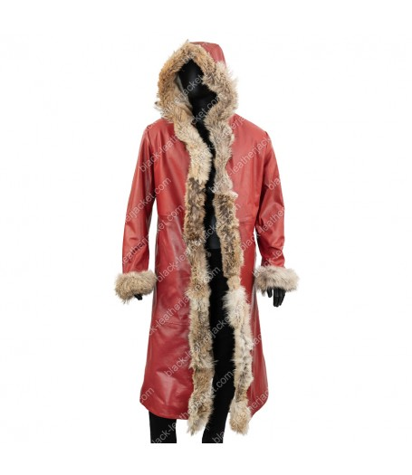 The Christmas Chronicles Kurt Russell Coat
