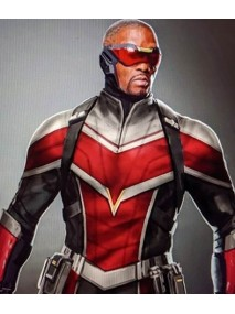 The Falcon Sam Wilson Jacket