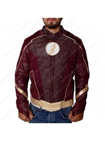 The Flash Leather Jacket