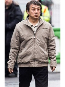 The Foreigner Jackie Chan Grey Jacket