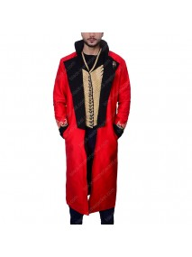 The Greatest Showman Pt Barnum Red Coat