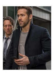 The Hitman's Bodyguard Michael Bryce Coat