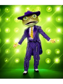 The Masked Singer Frog Bow Wow Suit