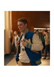 The Prom Nick Boomer Letterman Jacket