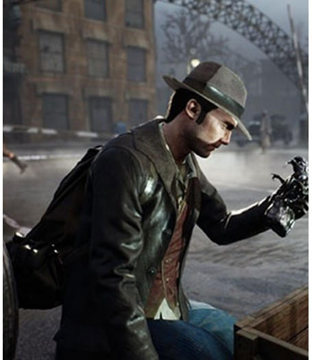 The Sinking City Charles W. Reed Coat