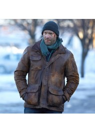 The Strain Ephraim Goodweather Leather Jacket