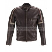 Tom Cruise Leather Jacket War of The Worlds
