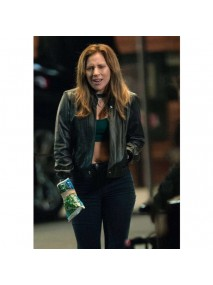 A Star Is Born Ally Leather Jacket