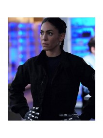 Agents of Shield Natalia Cordova Buckley Jacket