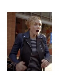 Alison Pill American Horror Story Leather Jacket