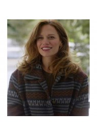 Bethany Joy Lenz Snowed-Inn Christmas Sweater